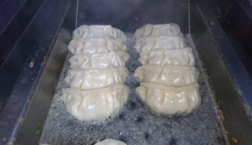冷凍餃子を焼くなら水より熱湯が美味しい!理由、分量について解説