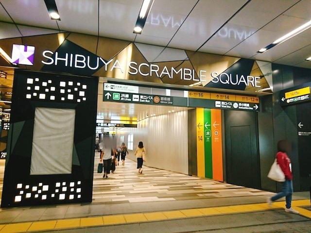 ここ から 渋谷 駅