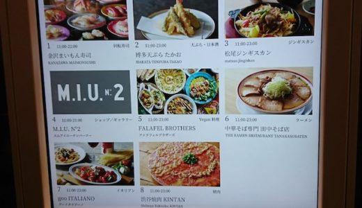 渋谷パルコ7階レストラン街がオススメ!ランチ営業時間,予約など詳細