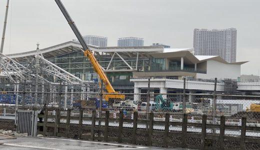開業予定「高輪ゲートウェイ駅」泉岳寺駅の乗り換えや駅前について