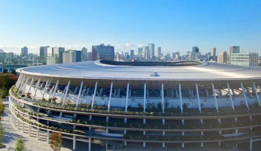 2020東京オリンピック中継スマホやネットで見る方法!見逃し配信あり